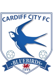 Cardiff City F C Transparent PNG PNG Clip art