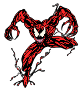Carnage PNG File PNG clipart
