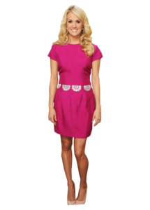 Carrie Underwood PNG Free Download PNG icon