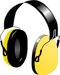 Cartoon Headphone Clip Art PNG PNG Clip art