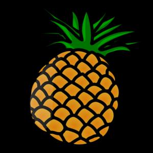 Cartoon Pineapple Clip Art PNG PNG Clip art