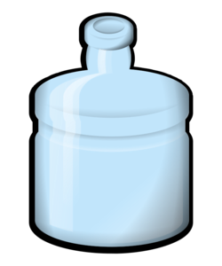 Cartoon Water Bottle Clip Art PNG PNG Clip art