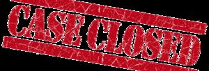 Case Closed PNG Clipart PNG Clip art