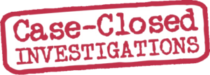 Case Closed PNG Pic PNG Clip art
