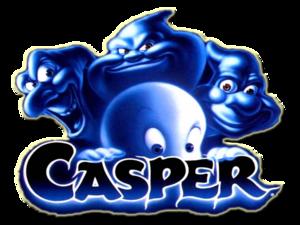 Casper Transparent PNG PNG icon
