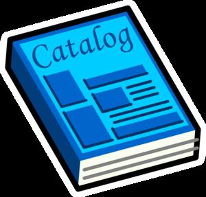 Catalog PNG Pic PNG Clip art