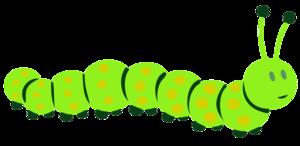 Caterpillar PNG Transparent Image PNG Clip art