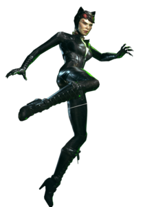Catwoman PNG Pic PNG Clip art