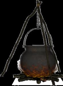 Cauldron PNG Transparent PNG images