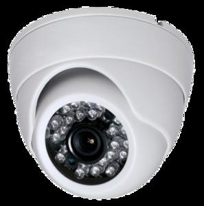 CCTV Dome Camera PNG Transparent Image PNG Clip art