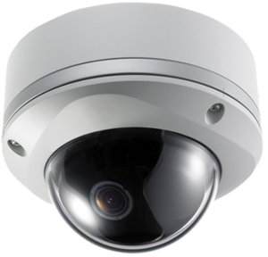 CCTV Dome Camera Transparent Background PNG icon