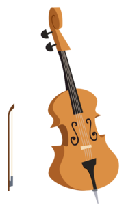 Cello Background PNG PNG Clip art