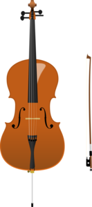 Cello PNG Pic PNG Clip art