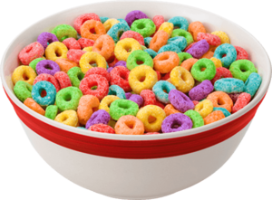 Cereal PNG File PNG icons