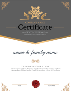 Certificate Background PNG PNG Clip art