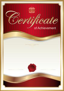 Certificate PNG Clipart PNG Clip art