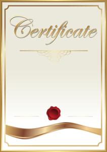Certificate PNG File PNG Clip art