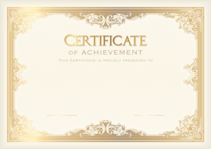 Certificate PNG Image PNG Clip art