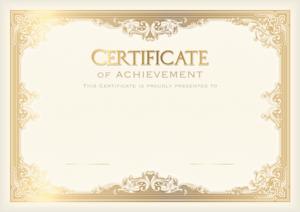 Certificate PNG Image PNG Clip art