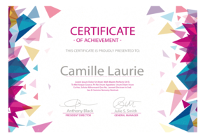 Certificate PNG Photo PNG Clip art