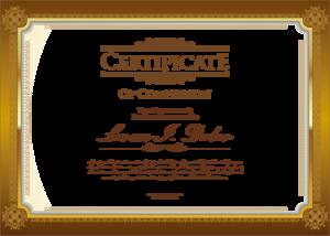 Certificate PNG Pic PNG Clip art
