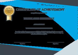 Certificate PNG Transparent Picture PNG Clip art