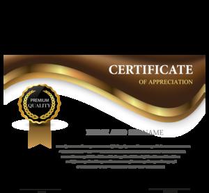 Certificate PNG Transparent PNG Clip art