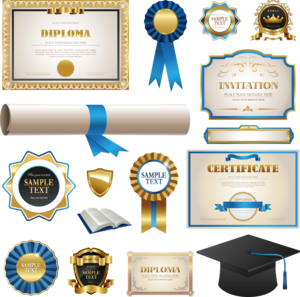 Certificate Transparent Background PNG Clip art