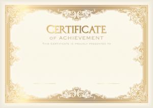 Certificate Transparent PNG PNG Clip art
