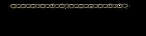 Chain PNG Transparent Image PNG Clip art