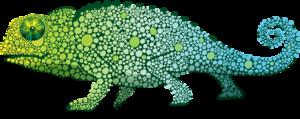 Chameleon Transparent Background PNG Clip art