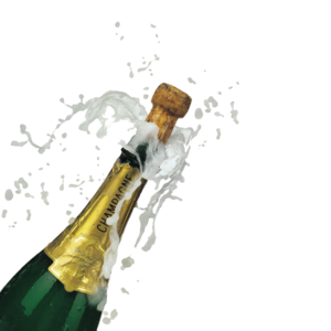 Champagne Popping PNG Transparent Picture PNG Clip art