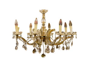Chandelier PNG Pic PNG Clip art