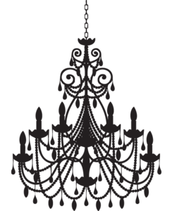 Chandelier Transparent Background PNG Clip art