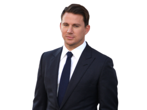Channing Tatum PNG File PNG clipart