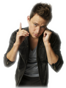 Channing Tatum PNG Free Download PNG clipart
