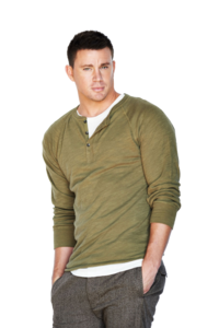 Channing Tatum PNG Image PNG Clip art