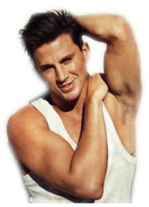 Channing Tatum Transparent Background PNG icon