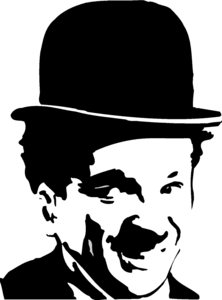 Charlie Chaplin Background PNG PNG Clip art