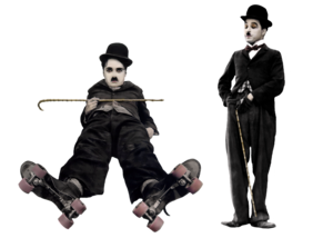 Charlie Chaplin PNG File PNG Clip art