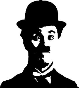 Charlie Chaplin PNG Pic PNG Clip art