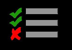 Checklist PNG Clipart PNG Clip art