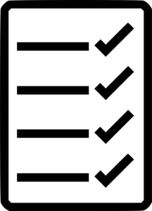 Checklist PNG Free Download PNG Clip art