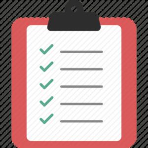 Checklist PNG Pic PNG Clip art