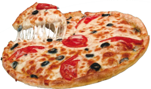 Cheese Pizza PNG Image PNG Clip art