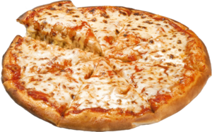 Cheese Pizza PNG Clip art