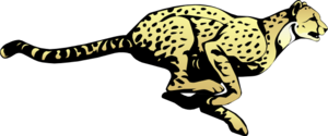 Cheetah PNG Transparent Image PNG icon