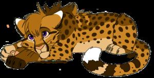 Cheetah Transparent Background PNG Clip art