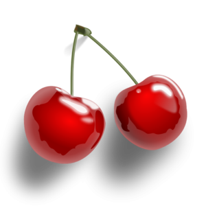 Cherry Fruit PNG Clipart PNG clipart