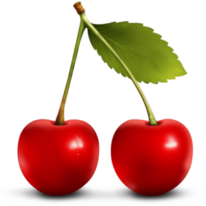 Cherry Vector PNG Transparent Image Clip art
